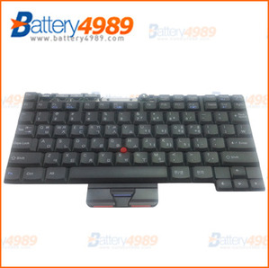 [IBM]Thinkpad X21 KeyBoard/한국어 키보드 - 99.N0882.00K